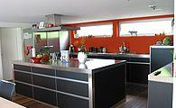 Umbau Küche und Treppenhaus