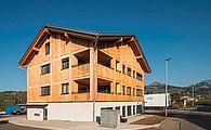 Appenzell Haus Q - Moderne Holzbauarchitektur